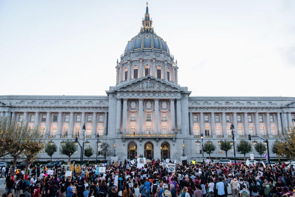 DACA Mass Mobilization Protest