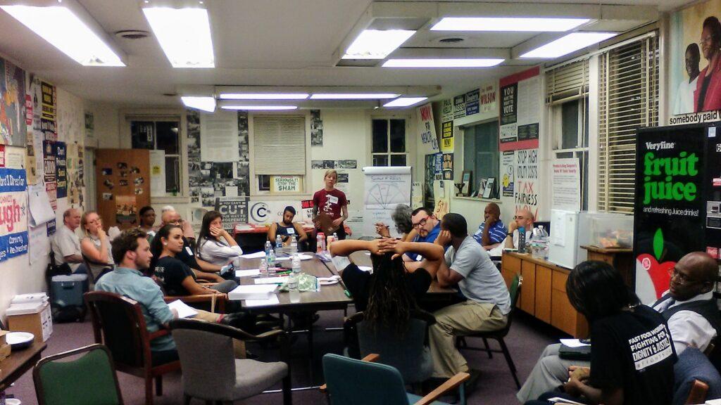Little Rock Direct Action Training